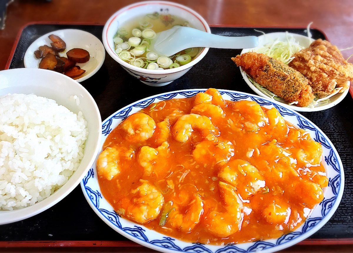 【459右下グルメ部】罵声注意!? 中華料理「喜楽」へいってみた。【デカ盛り】【阿南】